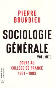 Sociologie générale 1