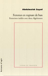 Femmes en rupture de ban